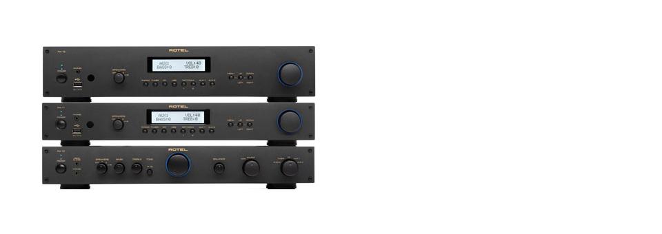 Stereo installaties